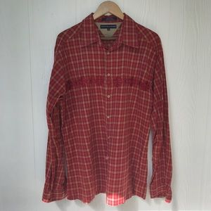 Vintage 90's Tommy Hilfiger Cowboy Shirt XL⭐️